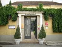 Hôtel Touget Logis Hotel Villa Cahuzac