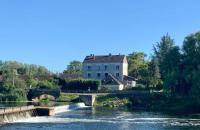 Hôtel Chemillé sur Indrois hôtel Le Moulin Du Port