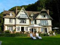 Hotel de charme Honfleur hôtel de charme Le Manoir des Impressionnistes et Spa