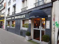 Hotel Fasthotel Paris Hôtel Résidence De Bruxelles