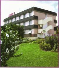 Hôtel Chaufour lès Bonnières Hotel du Haut Marais