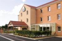 Hôtel Salesches Hôtel Akena City Caudry