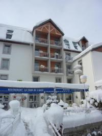 Hotel Fasthotel Ax les Thermes Logis Hôtel L'Auzeraie