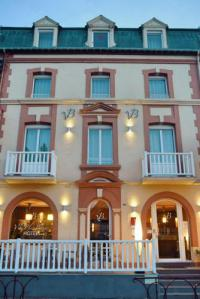 Hôtel Danestal hôtel Villa Les Bains