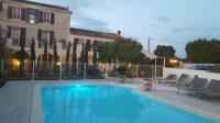 Hotel-Le-Mas-Saint-Joseph Saint Rémy de Provence