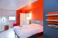 Hotel Fasthotel Manche ibis budget Coutances