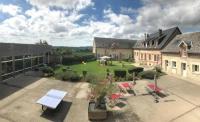 Hôtel Sancy les Cheminots hôtel Ferme Du Chateau