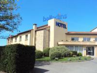 Hôtel Drulhe Hôtel balladins Villefranche-de-Rouergue