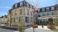 Hôtel Franche Comté Grand Hôtel Du Nord