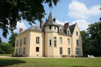 Hotel de charme Chouday hôtel de charme Château Le Briou D'Autry