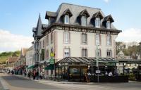 Hotel Ibis Budget Lantheuil Hotel De Normandie