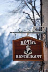 Hotel Balladins Peisey Nancroix Chalet et Hotel La Tarine