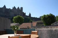 Gîte Languedoc Roussillon Gîte Appartement Le Saint Gimer - Les Balcons de la Cité