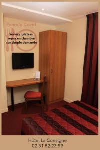 Hotel F1 Caen Hotel La Consigne