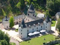 Hôtel Coubjours Château la Fleunie - Hôtel et Restaurant