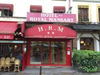 Hotel Fasthotel Paris 9e Arrondissement Hotel Royal Mansart