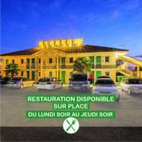 Hôtel Lelin Lapujolle hôtel Aireco