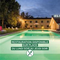 Hotel Fasthotel Latrille Aliotel