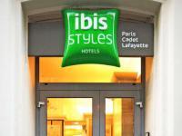 Hotel Ibis Paris 1er Arrondissement hôtel ibis Styles Paris Cadet Lafayette