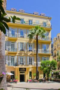 Hotel de charme Nice hôtel de charme La Villa Nice Promenade