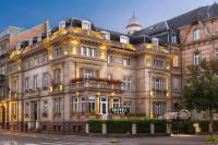 Hotel 4 étoiles Strasbourg hôtel 4 étoiles Régent Contades, BW Premier Collection