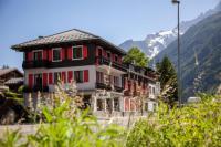 Hôtel Chamonix Mont Blanc hôtel La Chaumière Mountain Lodge