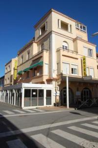 Hotel Fasthotel Gruissan Hotel De La Plage