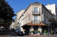 Hotel-Bistrot-Le-Marceau Limoges