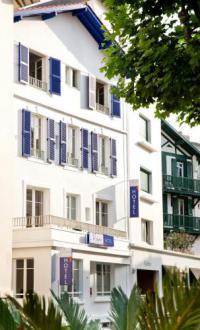Hotel de charme Biarritz hôtel de charme Le Saphir