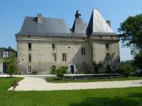 Hôtel Saint Martin de Fressengeas hôtel Château de Mavaleix