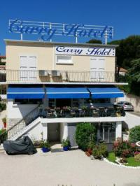 Hotel en bord de mer Carry le Rouet Carry Hôtel en Bord de Mer
