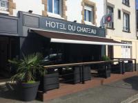 Hôtel Lescouët Gouarec Hotel The Originals du Château Pontivy (ex Inter-Hotel)