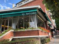 Hotel F1 Asnières Logis Terrasse Hôtel