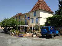 Hôtel Monségur Hôtel Restaurant La Bastide