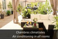 Hotel-Le-Charleston Voivres lès le Mans