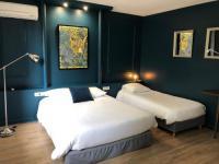 Hotel de charme Saint Barthélemy de Vals Logis hôtel de charme l'Abricotine