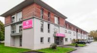 Appart Hotel Sulignat Appart Hotel Appart'City Bourg en Bresse (Ex Park-Suites)