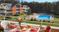 Appart Hotel Guimiliau résidence de vacances Goélia Résidence du Golf de l'Océan