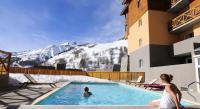 residence Jausiers Vacancéole - Les Balcons Du Soleil