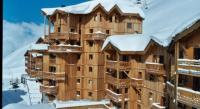 residence Albiez Montrond Chalet Altitude Val Thorens