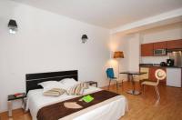 Résidence de Vacances Cap d'Ail Résidence de Vacances Appart'Hotel Odalys Les Hauts de la Principauté