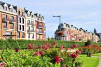 Résidence de Vacances Cuverville sur Yères Résidence Goélia Belle Epoque