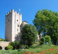 Appart Hotel Bauduen résidence de vacances Château d'Esparron