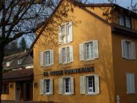 Appart Hotel Gueberschwihr Appart Hotel Appartements Les Loges les Remparts