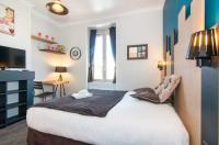 Appart Hotel Meyzieu Appart Hotel Les Charmettes du 6ème - Aulyondort