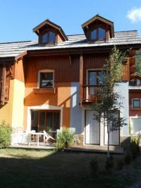 residence Montgenèvre Les Chalets du Jardin Alpin