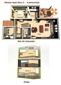 Appart Hotel Puymaurin résidence de vacances Residence Chateau de Barbet