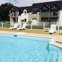 Appart Hotel Dol de Bretagne Appart'Hôtel Fleurdumont