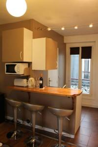residence Aulnay sous Bois Bastille Private Apartment