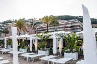 Résidence de Vacances Fontan Residence de la Plage Beach